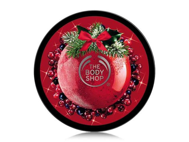 Manteiga Corporal The Body Shop Berries 200ML