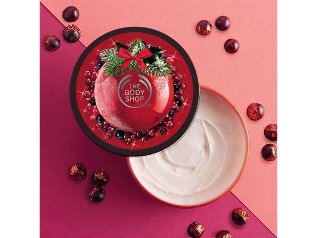 Manteiga Corporal The Body Shop Berries 200ML - 1