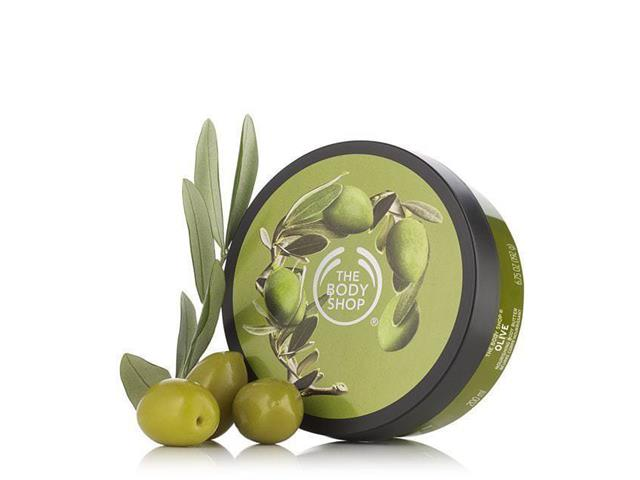 Manteiga Corporal The Body Shop Oliva 200ML - 1