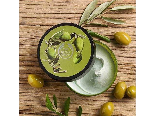 Manteiga Corporal The Body Shop Oliva 200ML - 2