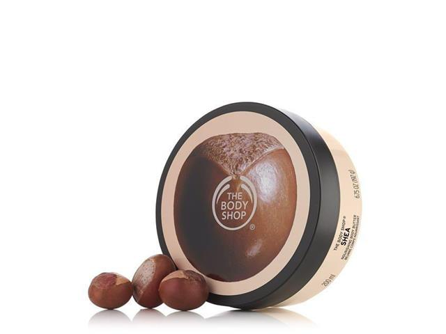 Manteiga Corporal The Body Shop Karité 200ML - 1