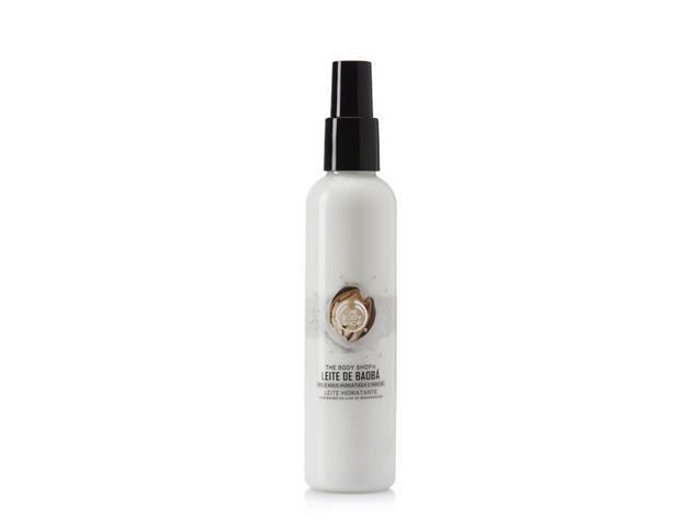 Leite Hidratante The Body Shop Leite de Baobá 200ML