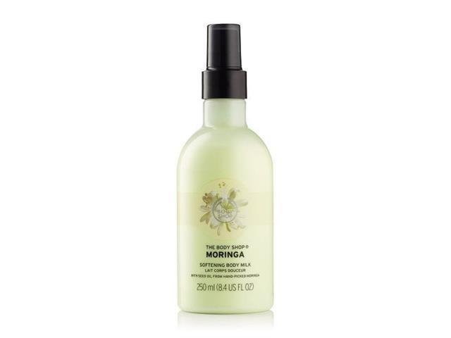 Leite Hidratante The Body Shop Moringa 250ML