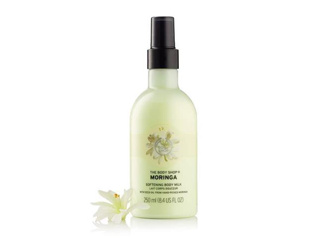 Leite Hidratante The Body Shop Moringa 250ML - 1