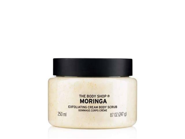 Esfoliante Corporal The Body Shop Moringa 250ML - 1