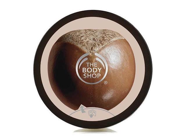 Esfoliante Corporal The Body Shop Karité 250ML