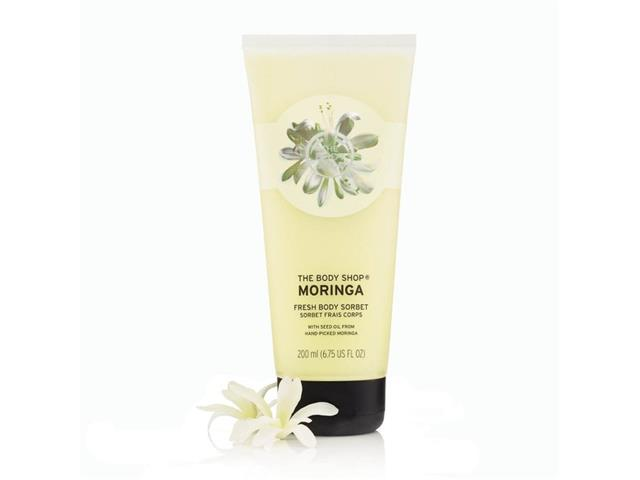 Hidratante Corporal The Body Shop Sorbet Moringa 200ML