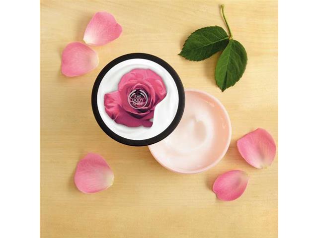 Loção Corporal The Body Shop Rosas Inglesas 200ML - 1