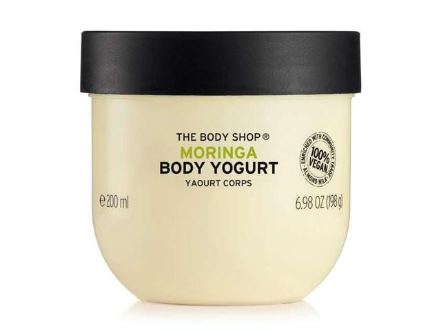 Loção Corporal The Body Shop Moringa 200ML