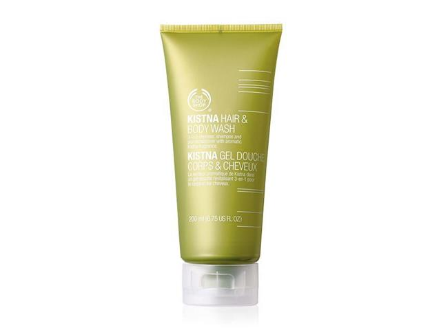 Gel para Corpo e Cabelo The Body Shop Kistna 200ML