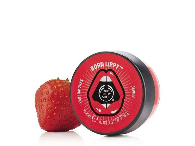 Bálsamo Labial The Body Shop Morango 10ML - 1