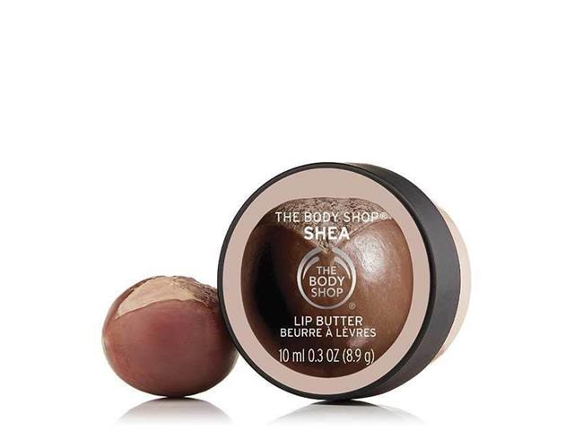 Manteiga Labial The Body Shop Karité 10ML - 2