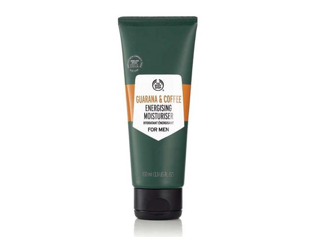 Loção Hidratante Facial The Body Shop Guaraná e Café 100ML