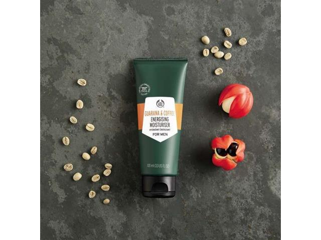 Loção Hidratante Facial The Body Shop Guaraná e Café 100ML - 2