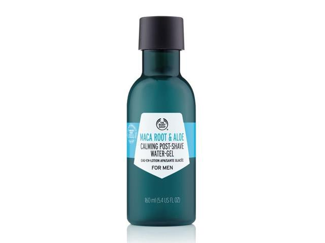 Pós Barba em Gel The Body Shop Maca Root e Aloe Vera 160ML