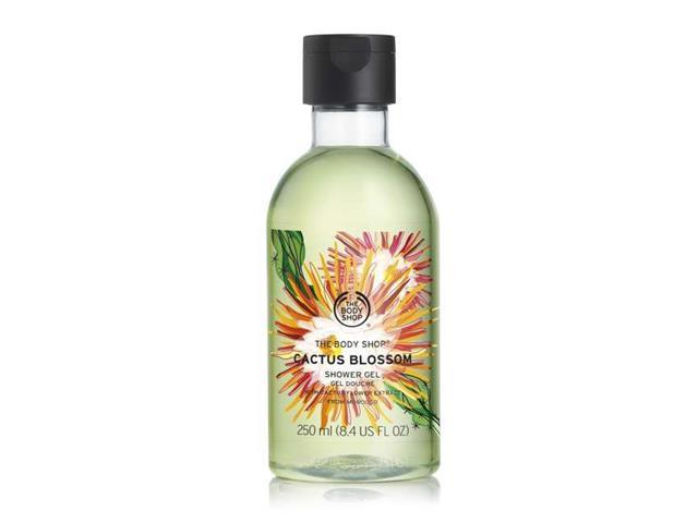 Gel de Limpeza The Body Shop Flor de Cactos 250ML