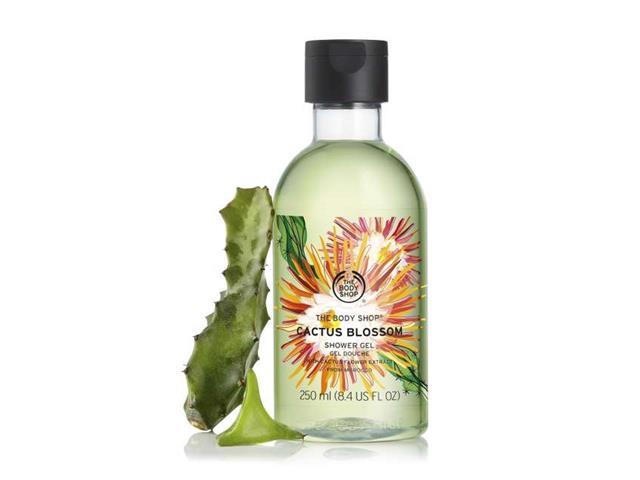Gel de Limpeza The Body Shop Flor de Cactos 250ML - 1