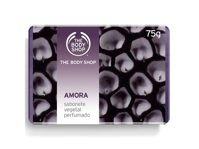 Sabonete The Body Shop Amora 75G - 1