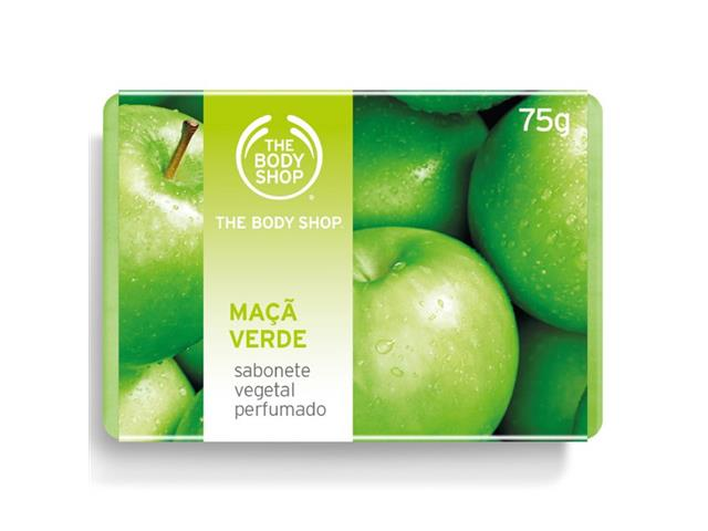 Sabonete The Body Shop Maça Verde 75G - 1