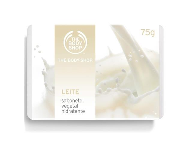 Sabonete The Body Shop Leite 75G - 1