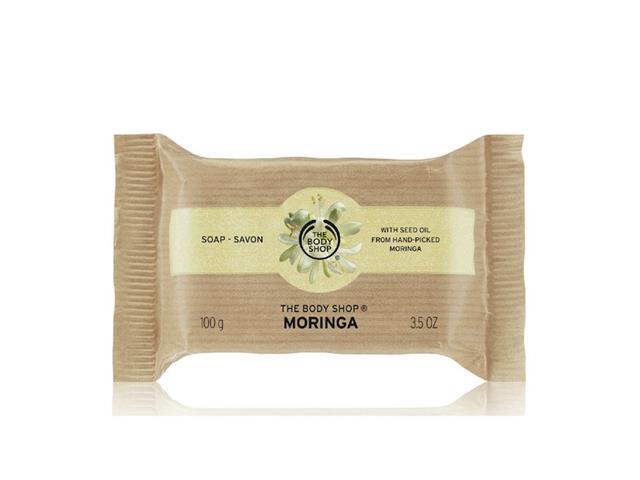 Sabonete The Body Shop Moringa 100G