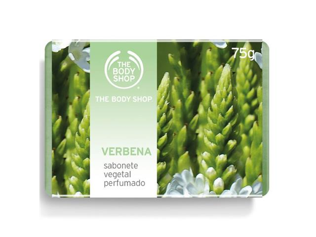 Sabonete The Body Shop Verbena 75G - 1