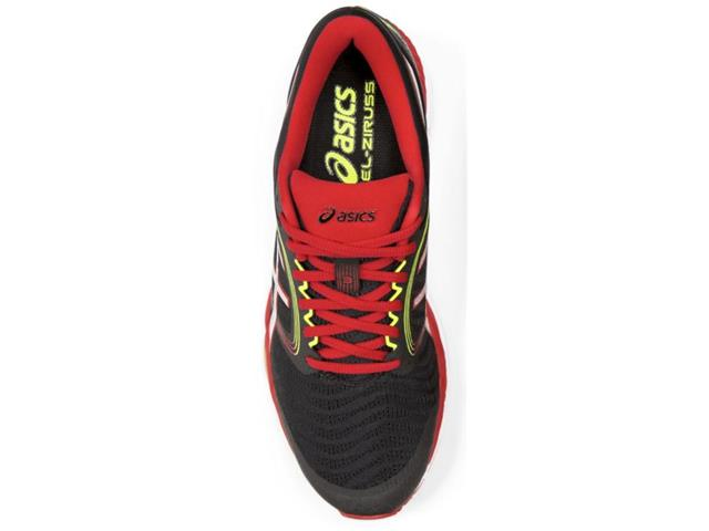 Tênis Asics Gel-Ziruss 3 Black/Speed Red Masculino - 2