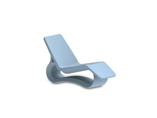 Espreguiçadeira Tramontina Octo em Polietileno Azul