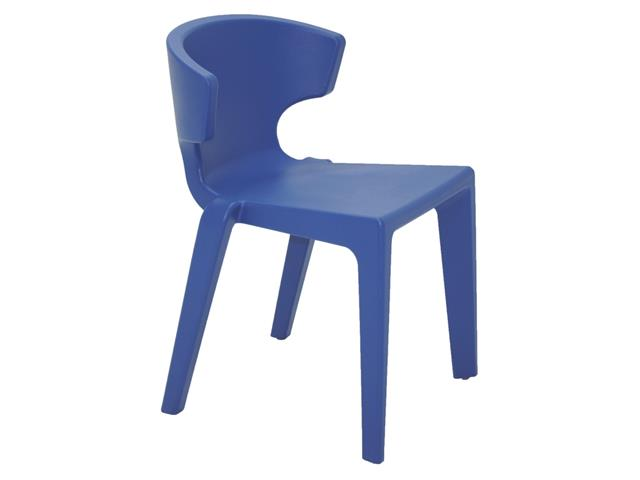 Cadeira Tramontina Marilyn em Polietileno sem Braços Mariner