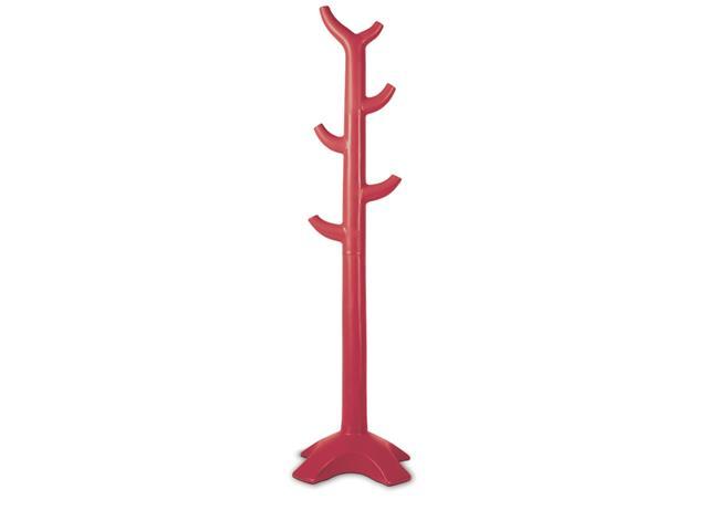 Cabideiro Tramontina Albero em Polietileno Vermelho