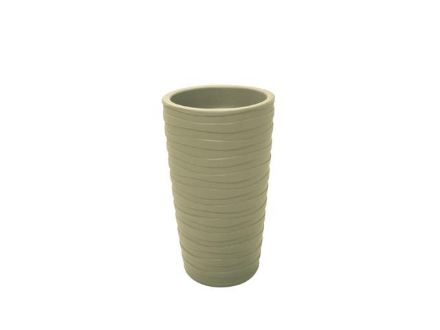 Vaso Grego Tramontina em Polietileno 65 cm Areia