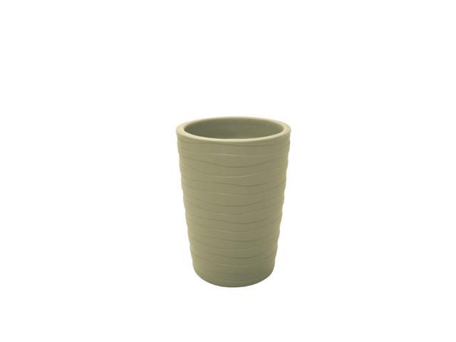 Vaso Grego Tramontina em Polietileno 50 cm Areia