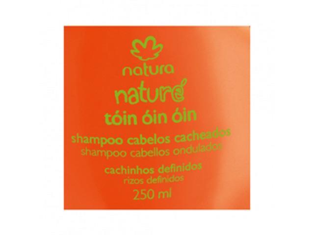 Shampoo Natura Naturé Tóin Óin Óin Cabelos Cacheados 250 ml - 1