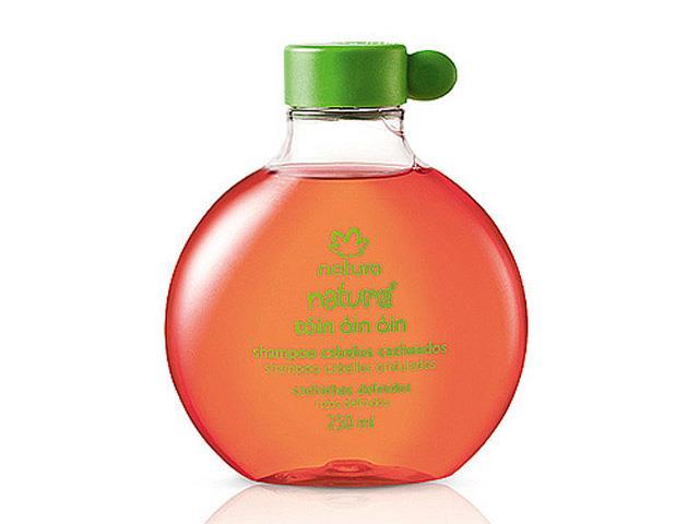 Shampoo Natura Naturé Tóin Óin Óin Cabelos Cacheados 250 ml