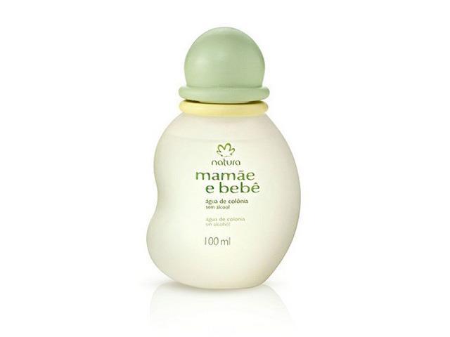 Perfume/Água de Colônia Natura Mamãe e Bebê 100 ml