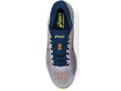 Tênis Asics Gel-Cumulus 21 Shine Sheet Rock/Mako Blue Masculino - 4