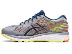 Tênis Asics Gel-Cumulus 21 Shine Sheet Rock/Mako Blue Masculino - 2