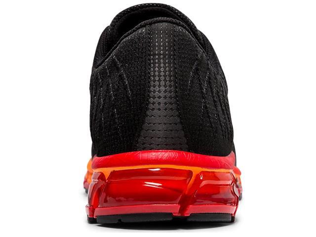 Tênis Asics Gel-Quantum 180 4 Black/Classic Red Masculino - 3