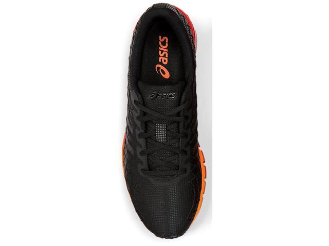 Tênis Asics Gel-Quantum 180 4 Black/Classic Red Masculino - 4