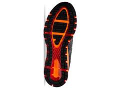Tênis Asics Gel-Quantum 180 4 Black/Classic Red Masculino - 5