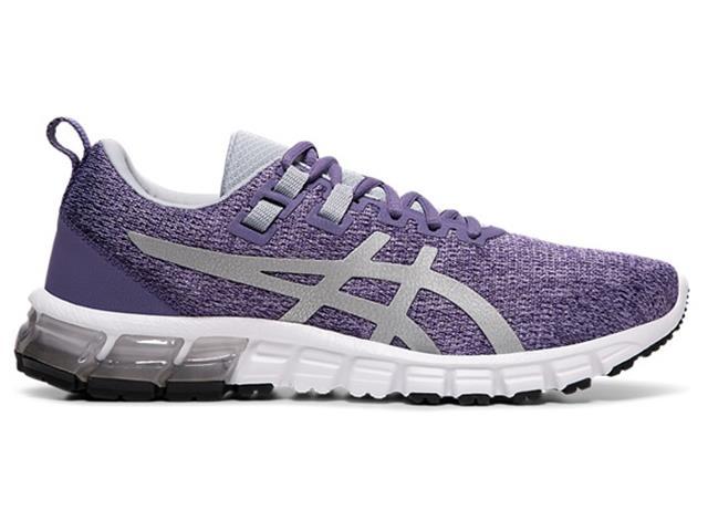 Tênis Asics Gel-Quantum 90 Dusty Purple/Silver Feminino - 1