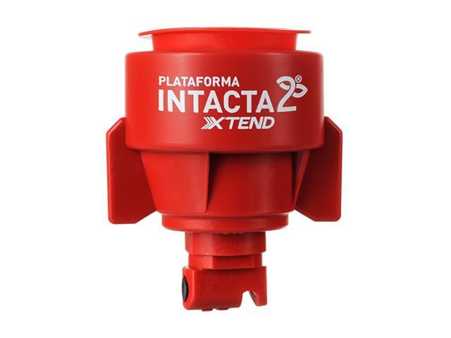 Combo com 5 Pontas para Pulverização Teejet INTACTA2 TTI 04 Vermelho - 1