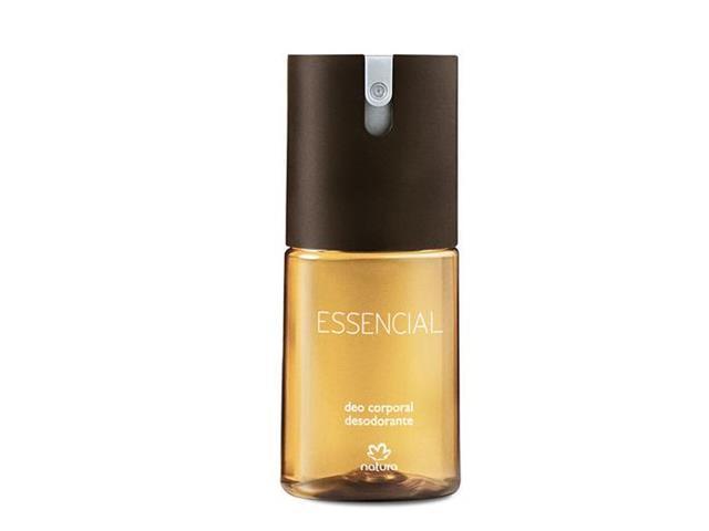 Desodorante Corporal Natura Essencial Masculino 100ml