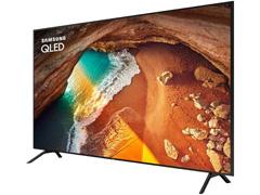 "Smart TV QLED 49""Samsung UHD 4K Pontos Quânticos Q60R HDR 4HDMI 240Hz - 2"