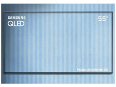 "Smart TV QLED 55""Samsung UHD 4K Pontos Quânticos Q80R HDR 4HDMI 240Hz - 5"