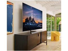 "Smart TV QLED 55""Samsung UHD 4K Pontos Quânticos Q80R HDR 4HDMI 240Hz - 7"