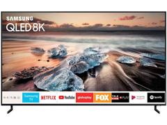"Smart TV QLED 65""Samsung UHD 8K IA Pontos Quânticos Q900 HDR3000 4HDMI - 1"