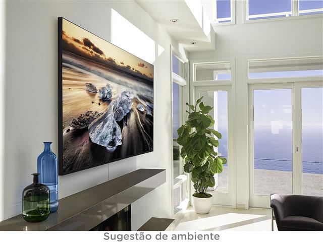 "Smart TV QLED 65""Samsung UHD 4K Pontos Quânticos Q900R HDR 4HDMI 240Hz - 9"