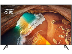 "Smart TV QLED 82""Samsung UHD 4K Pontos Quânticos Q60R HDR 4HDMI 240Hz - 1"
