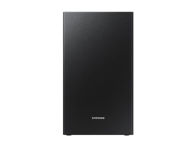 Soundbar Samsung 2.1 Canais 320W Bluetooth e Subwoofer Sem Fio R550 - 5